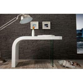 INV Psací stůl ONYX 120cm bílý