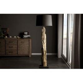 INV Stojací lampa  Holz černá