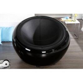 INV Křeslo Ball černé