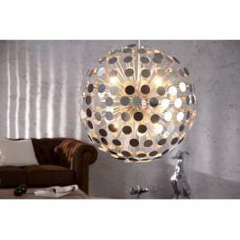 INV Závěsné svítidlo Ideal stříbrná