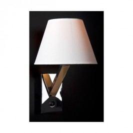 Nástěnné svítidlo ORLANDO, 5103W/WH Max Light