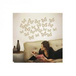 UMBRA FLITTERBYE dekorace na stěnu motýlci Umbra 470666-480
