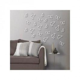 UMBRA MONARCHY dekorace na stěnu motýlci Umbra 470360-448