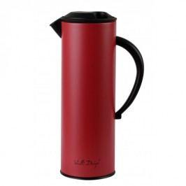 Termoska DANDELIONE SFERICO červená 1 litr Vialli Design
