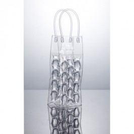 Chladící gelová taška na víno BRANDANI, čirá BRANDANI 55500