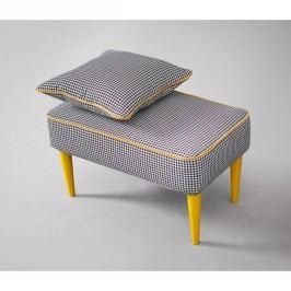 Designová čalouněná lavice Venezina MOVENPICK Venezina
