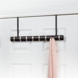 UMBRA Věšák na zeď/dveře MINI FLIP hnědý Umbra 318848213