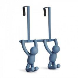 UMBRA Dvojháček na dveře BUDDY modrý Umbra 1004260755