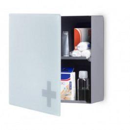 UMBRA Perforovaná kovová bílá tabule TRIGON+magnety Umbra 470790660