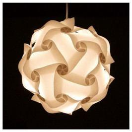 Závěsné svítidlo bílé Konos XL AB