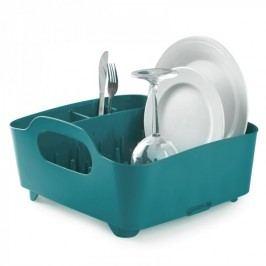 Odkapávač na nádobí TUB modrozelený - Umbra Umbra 330590635