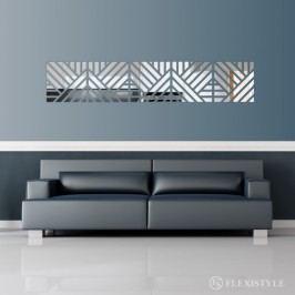 Akrylové dekorační zrcadlo FLEXI Incas Flexistyle I224