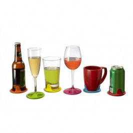 UMBRA GRIP Podložka pod skleničky/lahve set/6