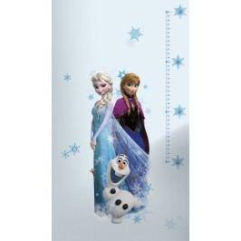 Samolepící metr Ledové království. Frozen Anna, Elsa a Olaf