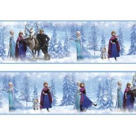 Dekorační bordury Frozen. Bordura Ledové království.