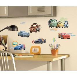Samolepky Disney Pixar Cars - Kamarádská autíčka