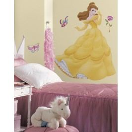 Disney dětské samolepky na zeď - princezna Bella