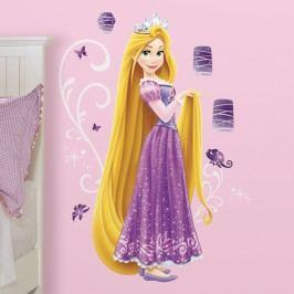 Samolepka princezna Rapunzel - Locika