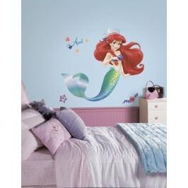 Samolepka Malá mořská víla Ariel