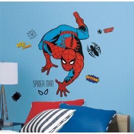 Samolepky na zeď. Dekorace Amazing Spiderman