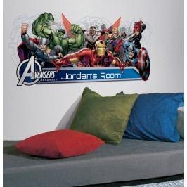 Samolepky Avengers Assemble