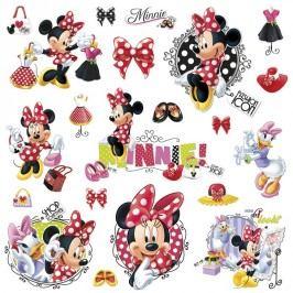 Samolepky Disney. Samolepící obrázky Minnie Mouse.
