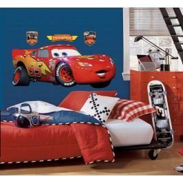 Lightning McQueen. Samolepky Disney Cars.