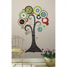 Samolepka Strom Naděje. Stromy na zeď.