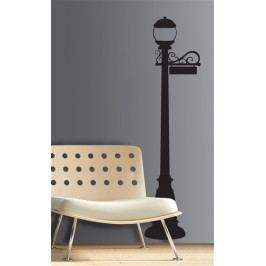 Samolepka Pouliční lampa