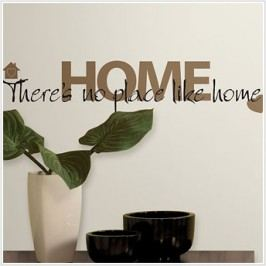 Samolepky Place Like Home