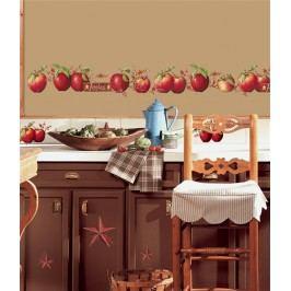 Dekorační obrázky Jablíčka - samolepky