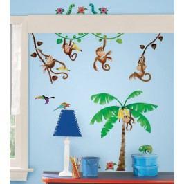 Samolepky Opice - Opičí radovánky