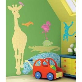 Samolepky Veselé safari - dekorace, obrázky