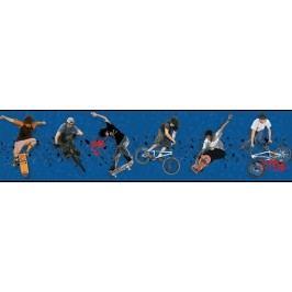 Samolepící bordury Extrémní sporty