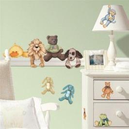 Samolepky,samolepící dekorace,obrázky Zvířátka
