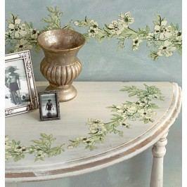 Samolepící dekorace - bordura - Třešňový květ