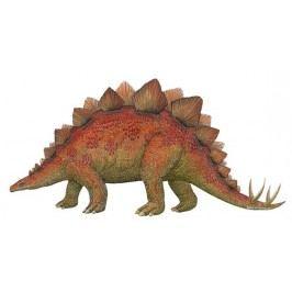 Samolepky dinosauři - Samolepící dekorace Stegosaurus