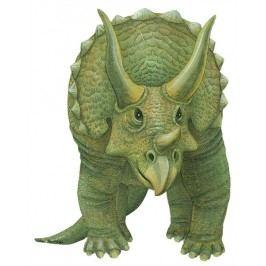 Samolepky dinosauři - Samolepící dekorace Triceratops