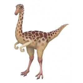 Samolepky dinosauři - Samolepící dekorace  Gallimimus