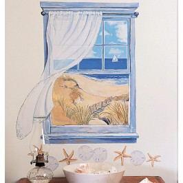 Samolepící dekorace  Okna mořská