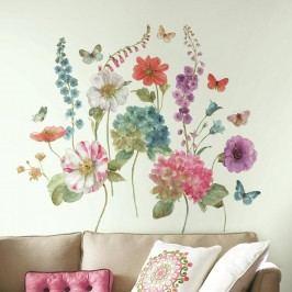 Samolepky Květná zahrada