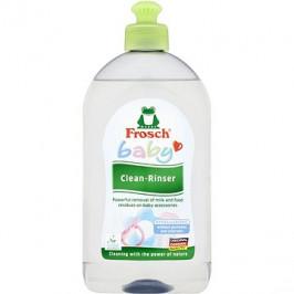 FROSCH Baby Hypoalergenní mycí prostředek na kojenecké lahve a dudlíky 500 ml