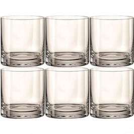 BOHEMIA CRYSTAL Sklenice na whisky BARLINE 280ml 6ks