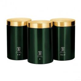 BerlingerHaus Emerald Collection sada 3ks