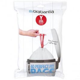 Brabantia PerfectFit 20L (Y) - 40ks