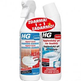 HG Vodní kámen 3× silnější + gel 500 ml