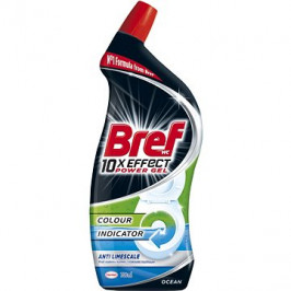 BREF 10 × Effect Anti Limescale 700 ml