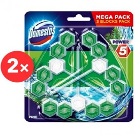 DOMESTOS Power 5 Pine 6× 55 g