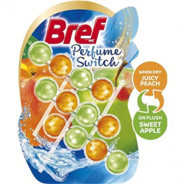 BREF Parfume Switch Peach-Red Apple 3 × 50 g