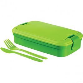 Curver  Svačinový box LUNCH & GO box, zelený